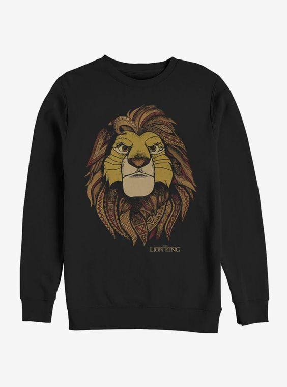 Disney Lion King Sweatshirt FD01