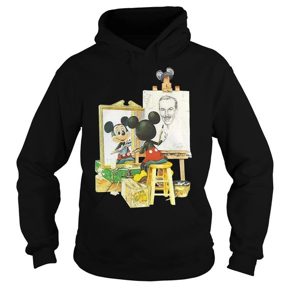 Disney Mickey Mous Hoodie AZ01