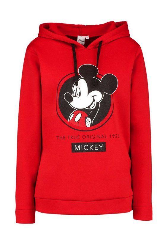 Disney Mickey Original Hoodie AZ01