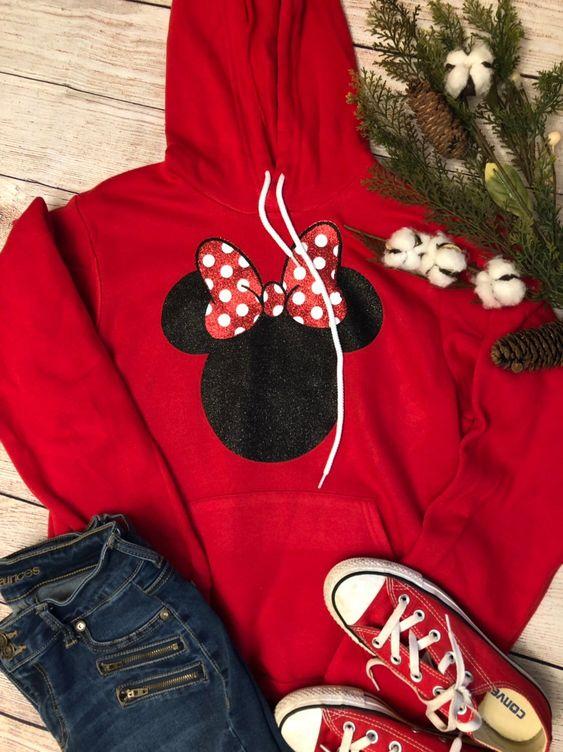 Disney Minnie Hoodie AZ01