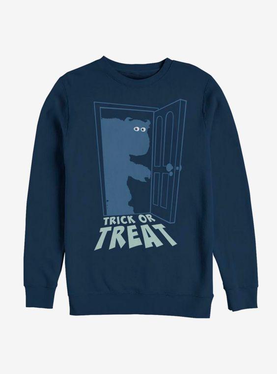 Disney Pixar Monsters Sweatshirt VL28