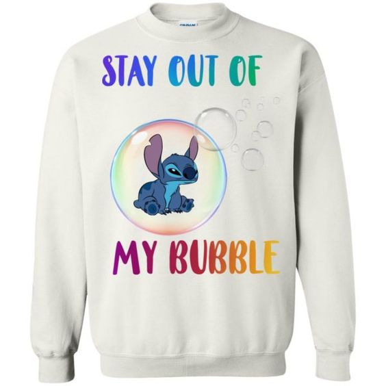 Disney Stitch Sweatshirt FD01