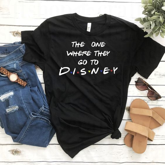 Disney T Shirt SR01