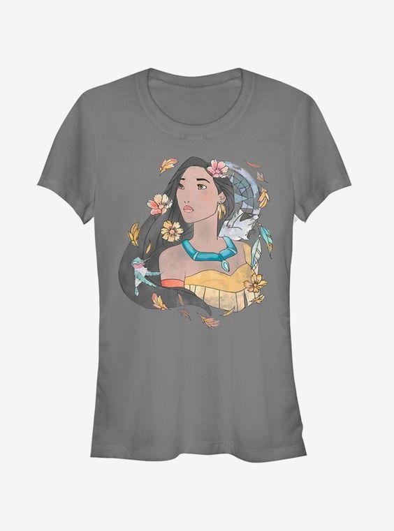 Disney Wind Secret T Shirt SR01