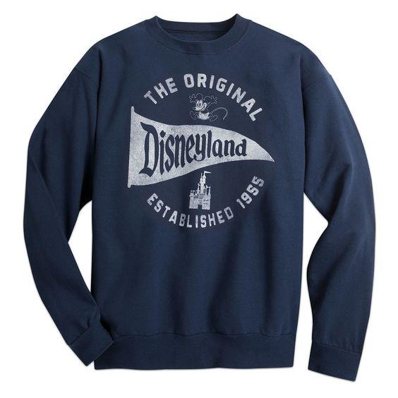 Disneyland Sweatshirt EM01