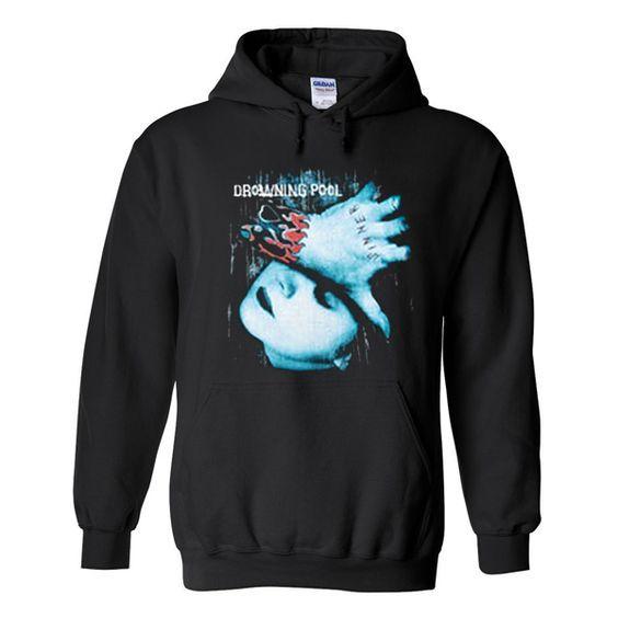 Drowning pool hoodie EL01