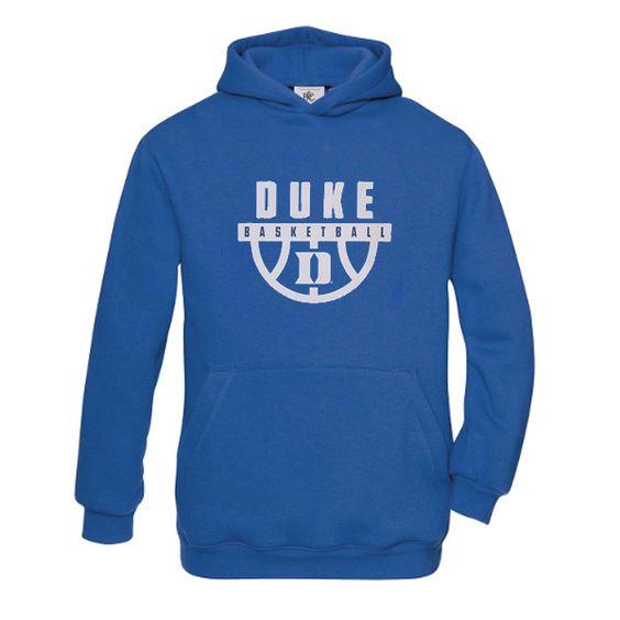 Duke Basketball Hoodie EL01