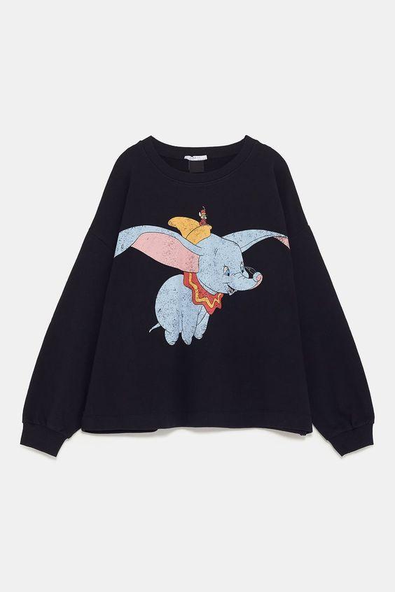 Dumbo disney sweatshirt FD01