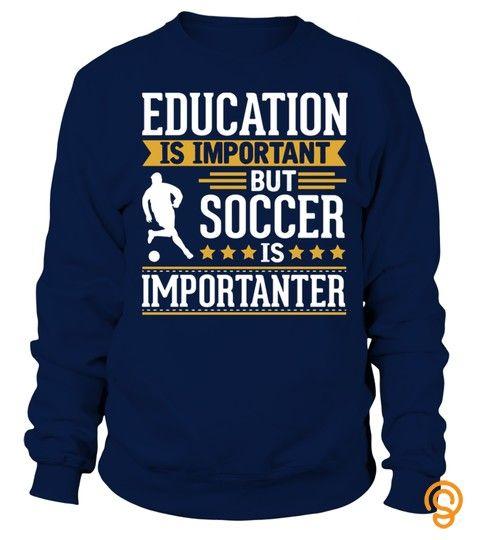 Education Soccer Sport Sweatshirt EL01