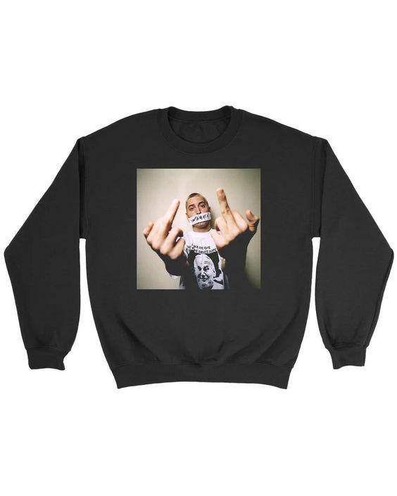 Eminem I Do Not Give A Fuck Sweatshirt ER01