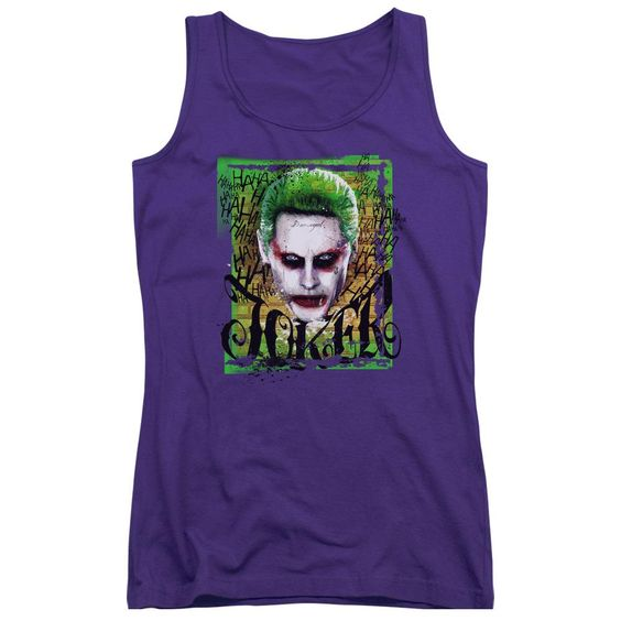 Empire Joker Juniors Tank Top DV01