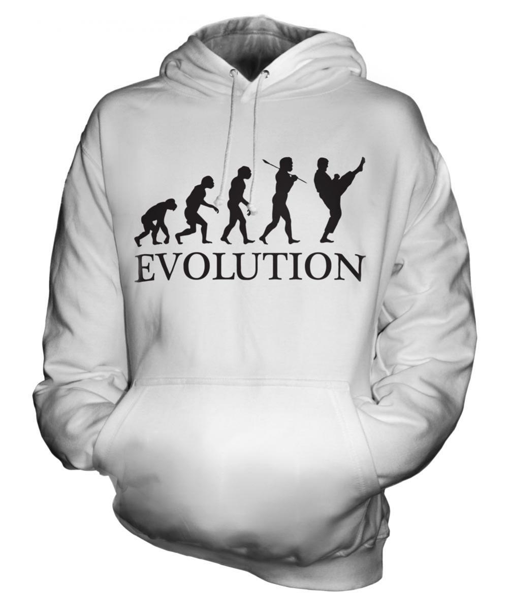 Evolution Taekwondo Hoodie EL01