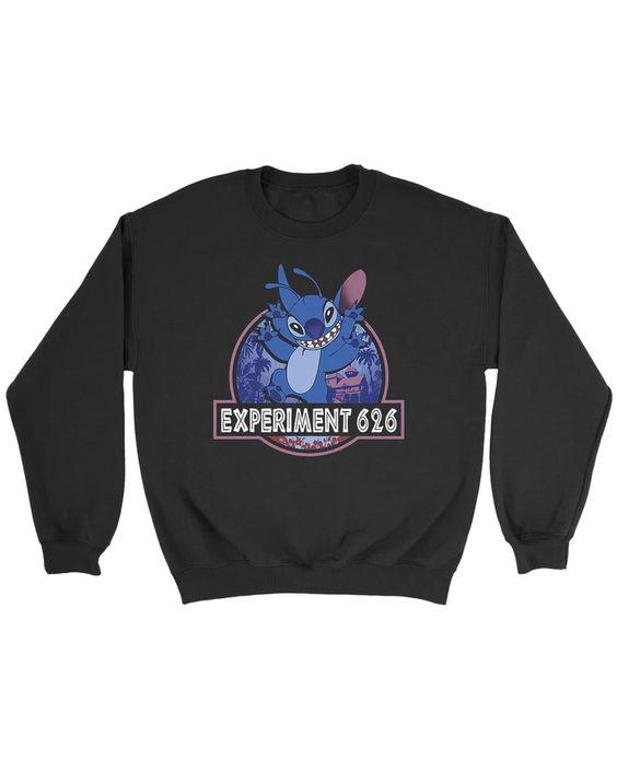Experiment 626 Disney Sweatshirt FD01