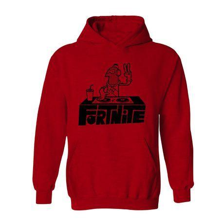 Fortnite Boys Hoodie SR01