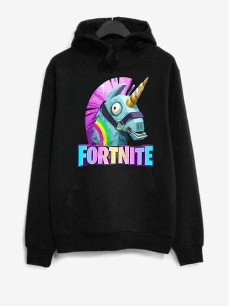 Fortnite Unicorn Hoodie SR01