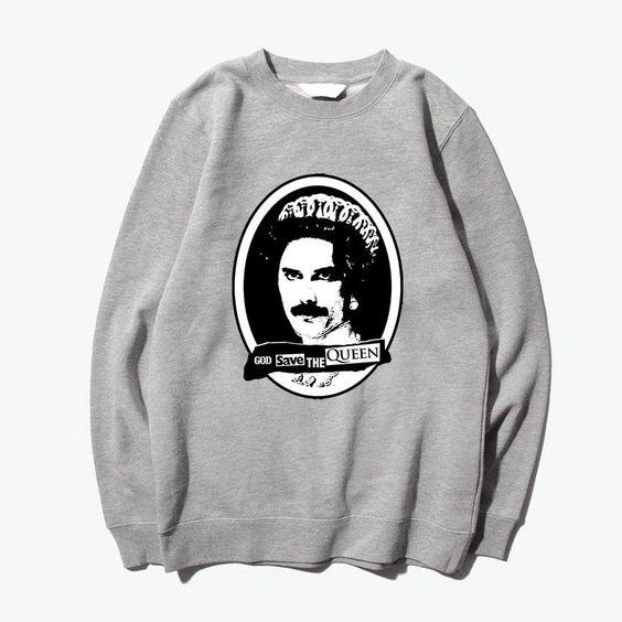 Freddie mercury Sweatshirt VL