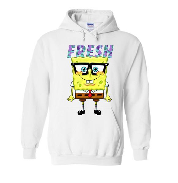 Fresh Spongebob Hoodie SR01