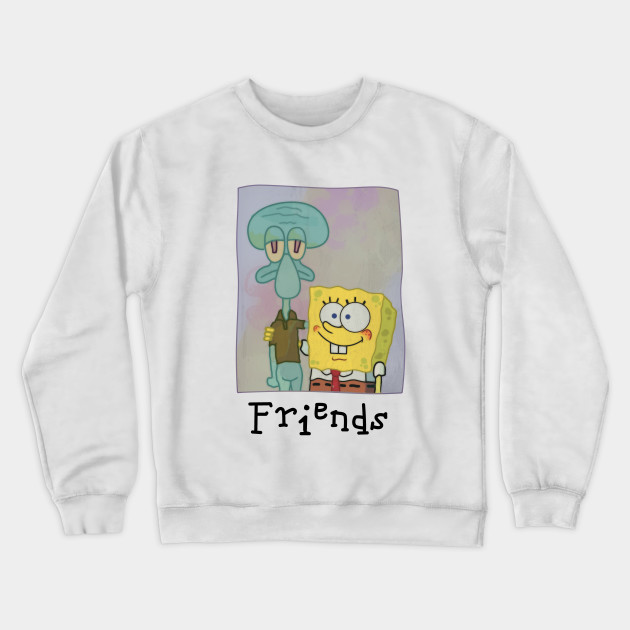 Friends Spongebob Sweatshirt SR01