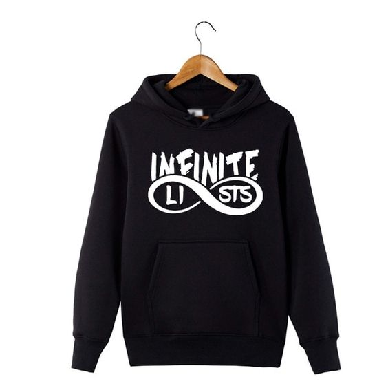 Infinite Lists Hoodie AV01