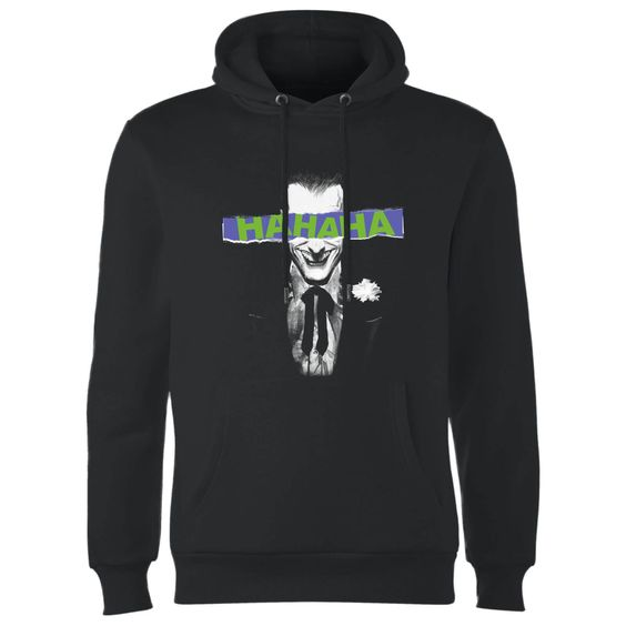Joker Greatest Stories Hoodie Black DV01