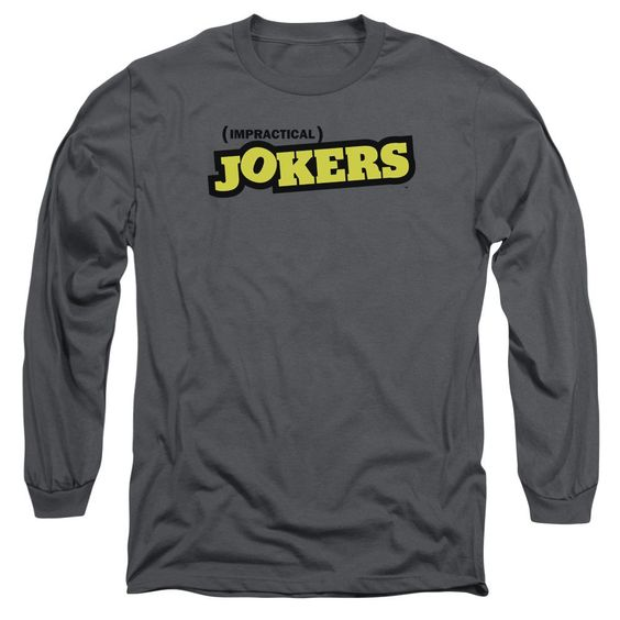 Jokers Long Sleeve Logo Sweatshirt DV01
