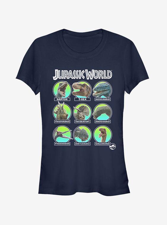 Jurassic World T-Shirt EM01