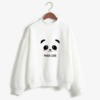 Kawaii Harajuku Shy Panda Printed DV