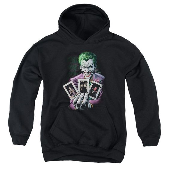 Kind Youth Pull-Over Joker Hoodie DV01