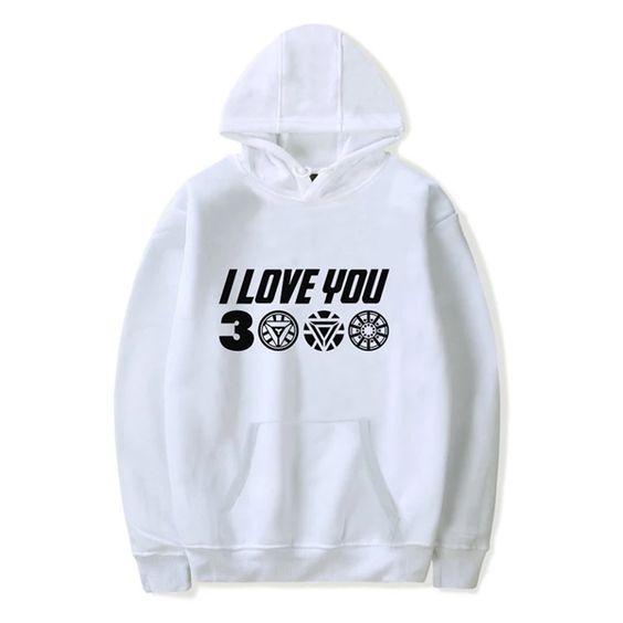 Love You 3000 Sweatshirt ER01