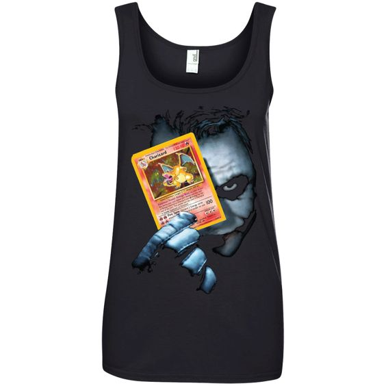 Pokemon Joker Ladies Tank Top DV01