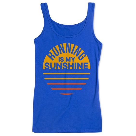Running Athletic Tank Top EL01