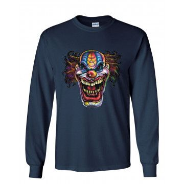 Scary Horror Insane Joker Sweatshirt DV01