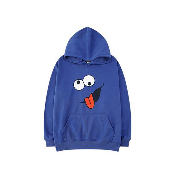 Sesame Monster Hoodie FD