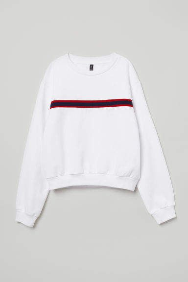 Short Sweatshirt ER01