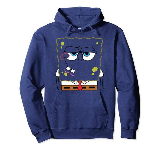 Sketch Of Spongebob Hoodie SR01
