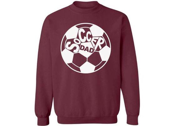 Soccer Dad Sweatshirt EL01