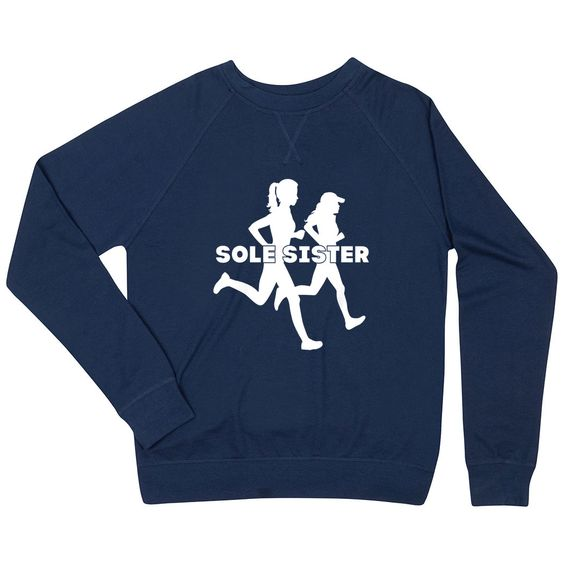 Sole Sister Running Sweatshirt EL01