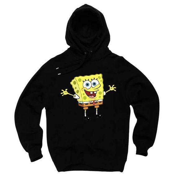 Sponge Bob Squarepants Hoodie SR01