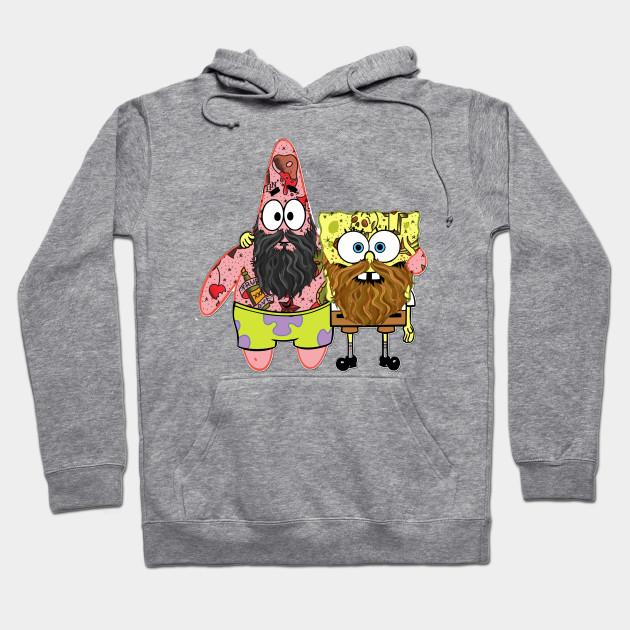 Spongebob And Patrick Hoodie SR01
