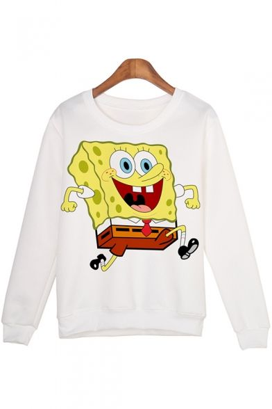 Spongebob Cartoon Sweatshirt SR01