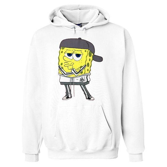 Spongebob Drawstring Hoodie SR01