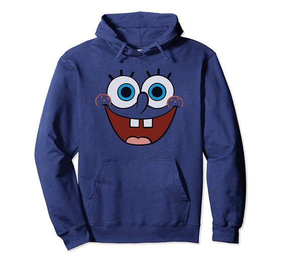 Spongebob Happy Face Hoodie SR01