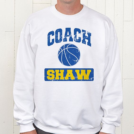 Sports Coach Sweatshirts EL01