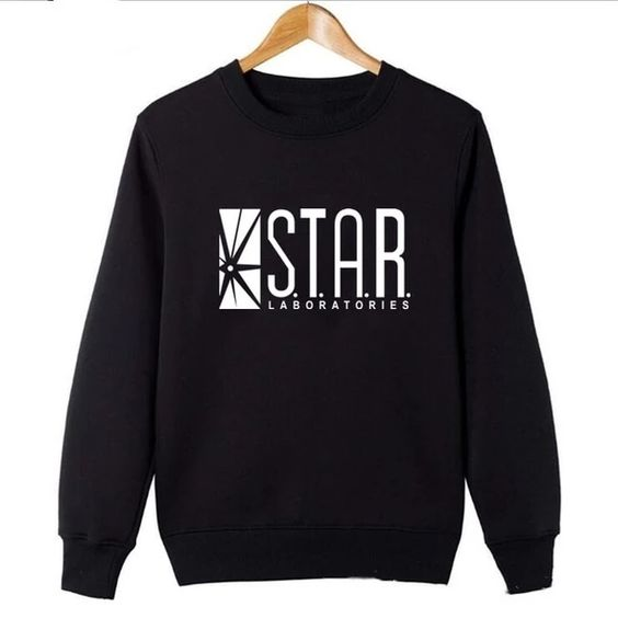 Star Sweatshirt EM01