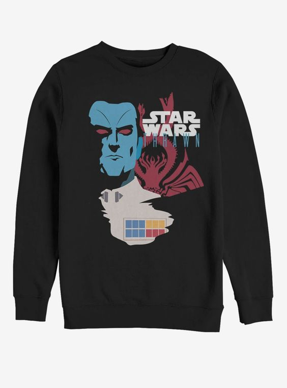 Star Wars Sweatshirt EM01