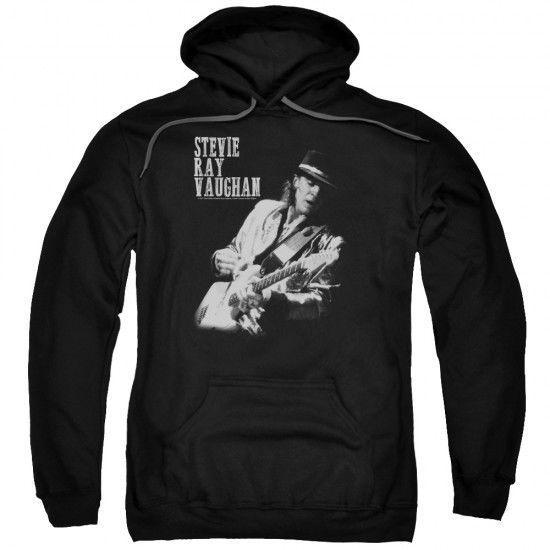 Stevie Ray Vaughan Concert Hoodie EL01