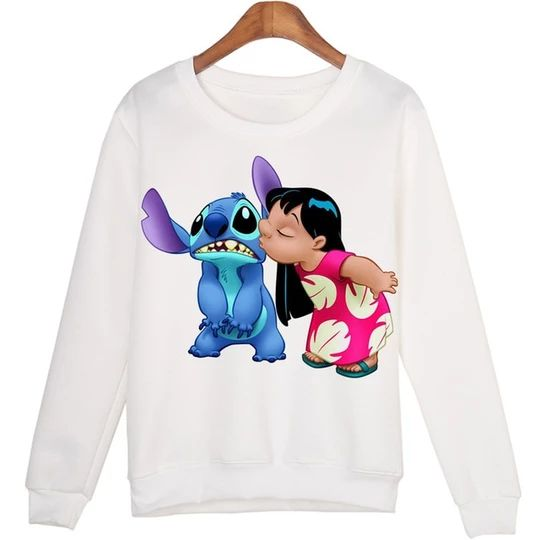Stitch Disney Sweatshirt FD01