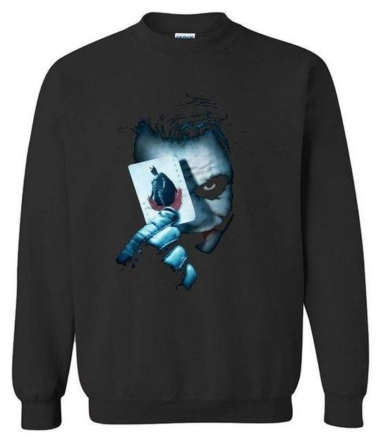 Sweatshirts Joker Harujaku Blac DV01