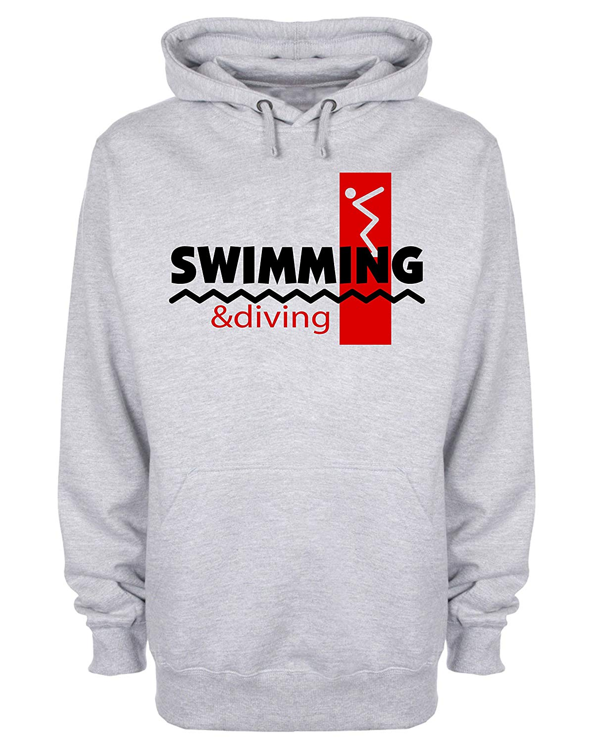 Swimming And Diving Sport Hoodie EL01