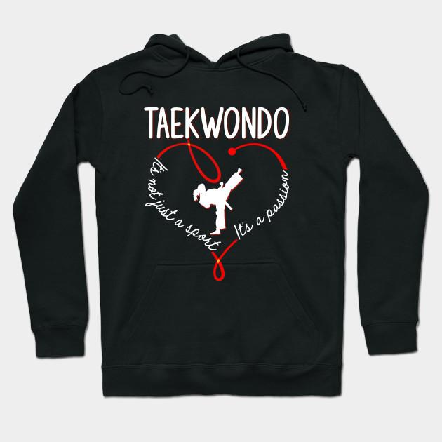 Taekwondo Hoodie EL01